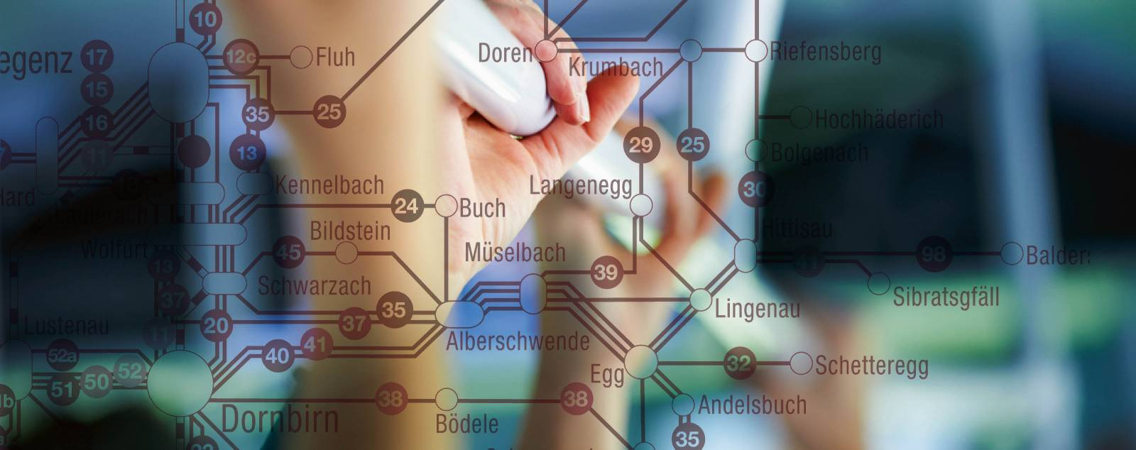 MATRIK | Public Transport Innovation Anschlusssicherung